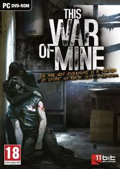 This War of Mine - wersja cyfrowa, PC