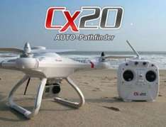 Dron Cheerson CX-20 z GPS