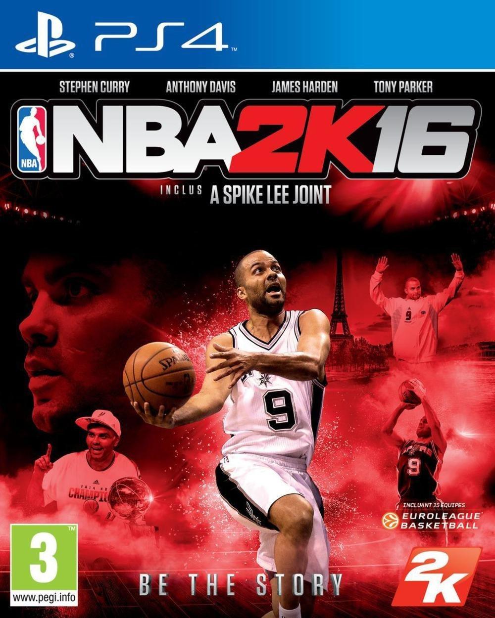 NBA 2k16 na Playstation 4 za ~152zł oraz na Xbox One za ~160zł @ Amazon.fr