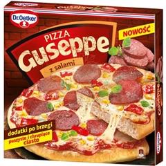 Pizza Guseppe w cenie 4,44 zł / szt. @ Kaufland