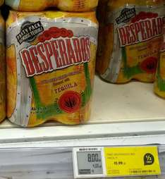 DesperadoS Red w Tesco