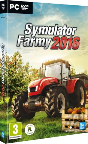 Symulator Farmy 2016 za 39zł zamiast 59zł!