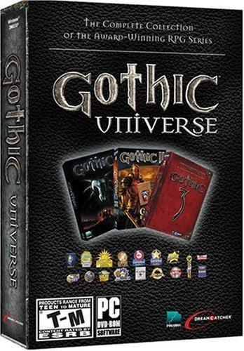 Gothic Universe za ok. 18zł @ Games Republic