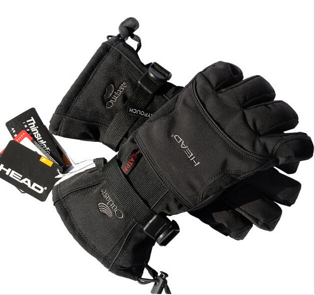 Rękawice narciarskie,zimowe HEAD z aliexpress