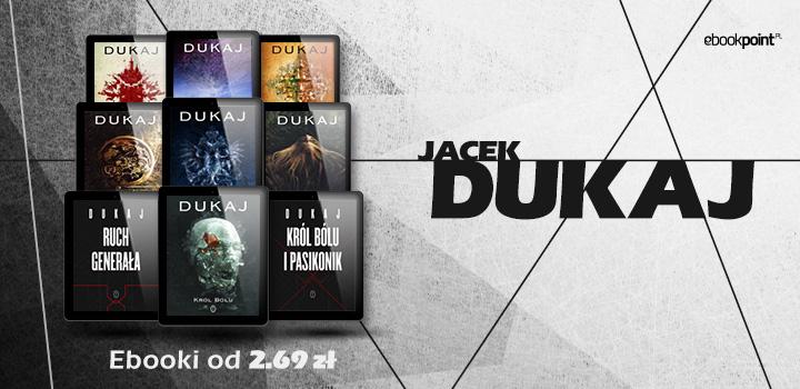Jacek Dukaj - ebooki od 2,70 zł @ ebookpoint.pl