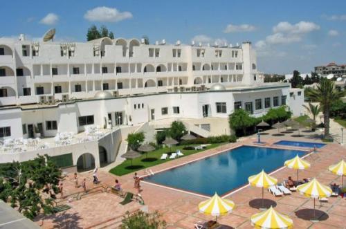 Tunezja/Sousse wybrzeże Wschodnie,  hotel Tergui Club   na 7 dni za 999zł @ TravelPlanet