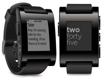 Smartwatch Pebble za 244,95 zł (+29,95 zł) @ iBood