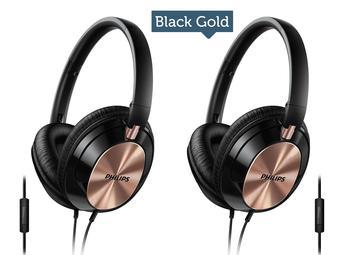 2x słuchawki Philips FX4M z mikrofonem @iBOOD