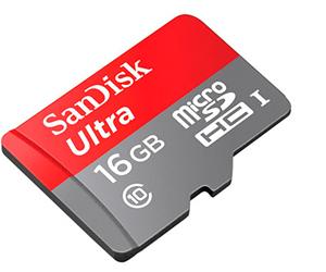 Karta Sandisk microSDHC Class10 16GB za 25,90 zł @ x-kom