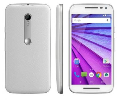 Smartfon Lenovo Moto G 16GB 3rd Gen LTE (czarny lub biały) @ X-Kom