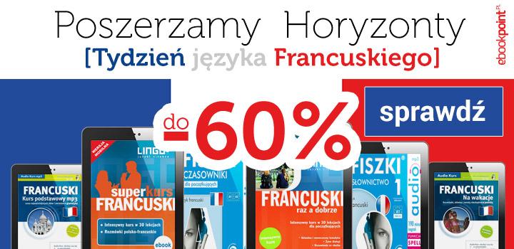 Fiszki audio od 4,40 zł i inne. Tydzień języka francuskiego @ ebookpoint.pl