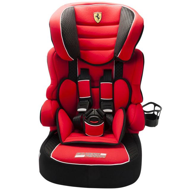 Fotelik samochodowy Ferrari za 169zł @ Intermarche