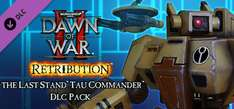 Darmowy DLC: Last Stand Tau Commander (Dawn of War II) @ Steam