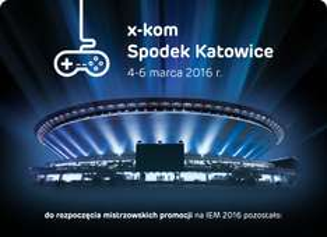 IEM2016 promocje X-KOM na sprzęt m.in Asus, BeQuiet