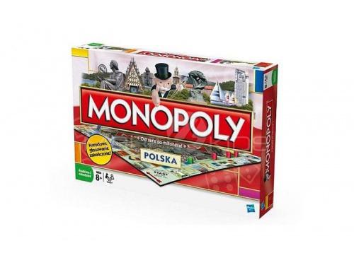 Monopoly Polska za 83,89zł zamiast 99zł