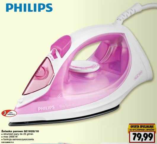 Żelazko Philips za 79,99zł @ Kaufland
