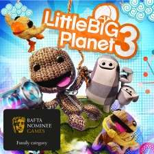 Little Big Planet 3 za 42zł @ PSN