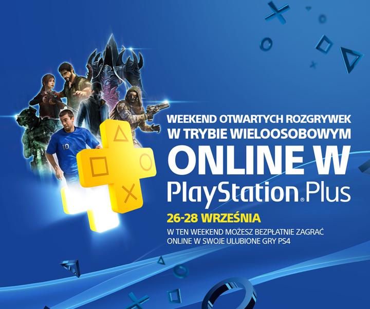 DARMOWY dostęp do gier online dla posiadaczy PS4 (Destiny, Diablo 3, Fifa 15) @ Playstation Plus