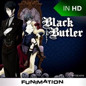 1 Sezon Black Butler za darmo @ Microsoft Store