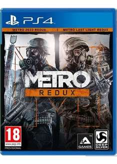 Metro Redux [Playstation 4] @ Base