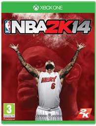 NBA 2k14 Xbox One za 35zł. START2PLAY