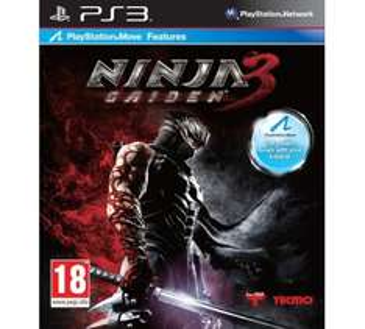 Gra PS3 Ninja Gaiden 3