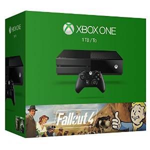 Konsola Xbox One 1TB + Fallout 3 + Fallout 4 + Rise of the Tomb Raider za 1550zł @ Amazon.fr