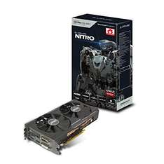 Sapphire AMD Radeon R9 380 Nitro 4GB GDDR5 Amazon.co.uk