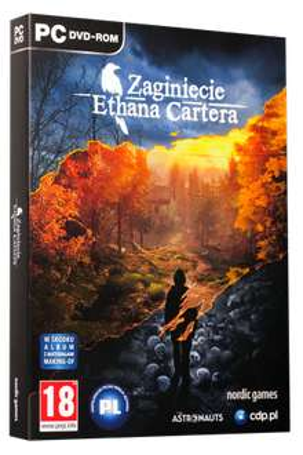 Zaginięcie Ethana Cartera [PC, Steam] @ CDP