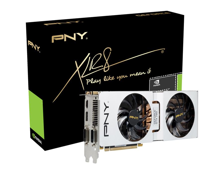 Karta graficzna PNY GeForce GTX780 3GB 384bit OC @ Allegro