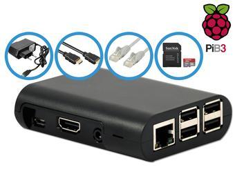 Raspberry Pi 3 za 304,95 zł  (+ 29,95 zł dostawa) @ iBOOD
