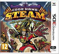Code Name: S.T.E.A.M. [Nintendo 3DS] @ Amazon.co.uk
