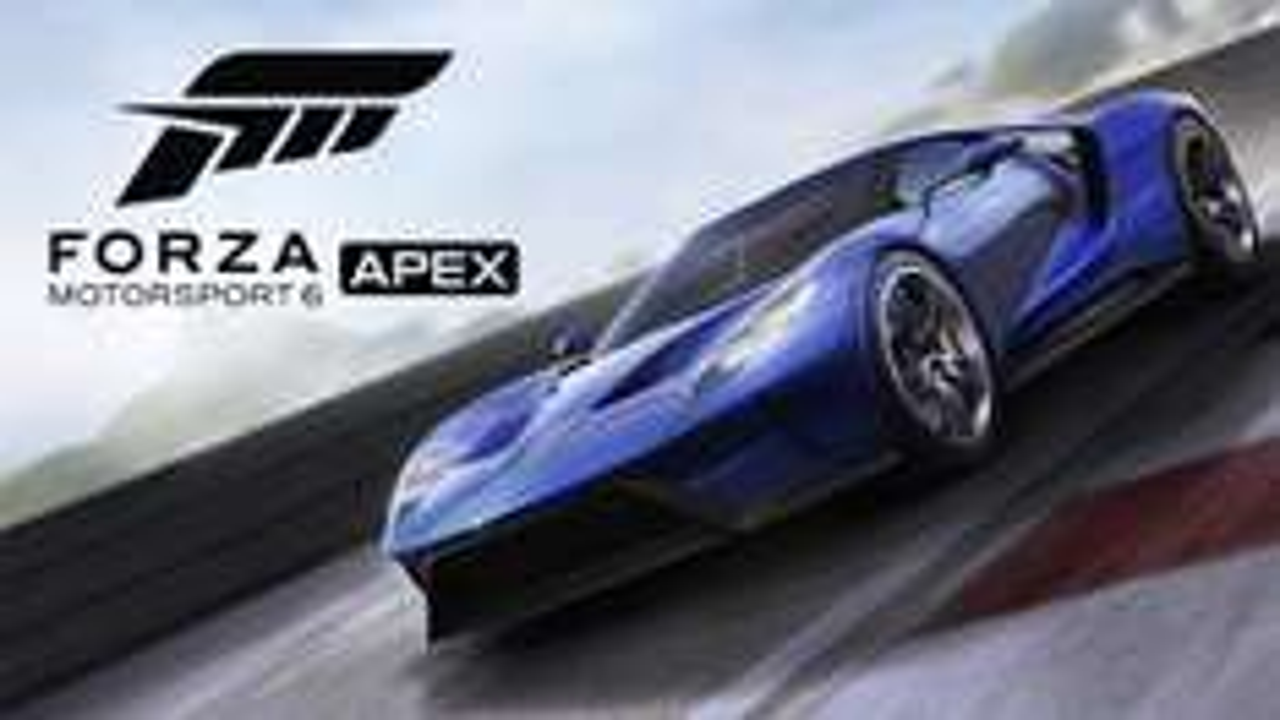 Forza Motorsport 6: Apex na PC za darmo @ Microsoft