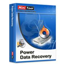 MiniTool Power Data Recovery Personal Edition za DARMO @ TopWareSale