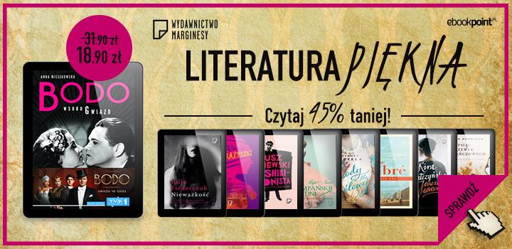 Bodo, Ekscentrycy, literatura piękna 45% taniej @ ebookpoint.pl