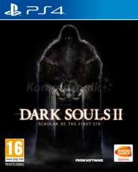 Dark Souls II Scholar of the First Sin [Playstation 4] za 99zł! @ Komputronik