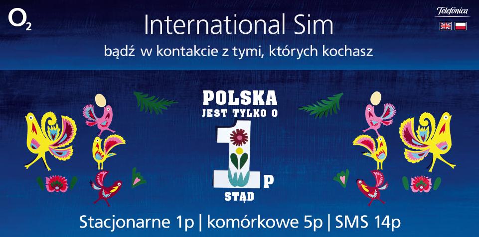 DARMOWA karta SIM z brytyjskim numerem w sieci O2