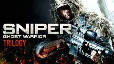 Sniper: Ghost Warrior Trilogy ~ 8,2zł @ Bundle Stars