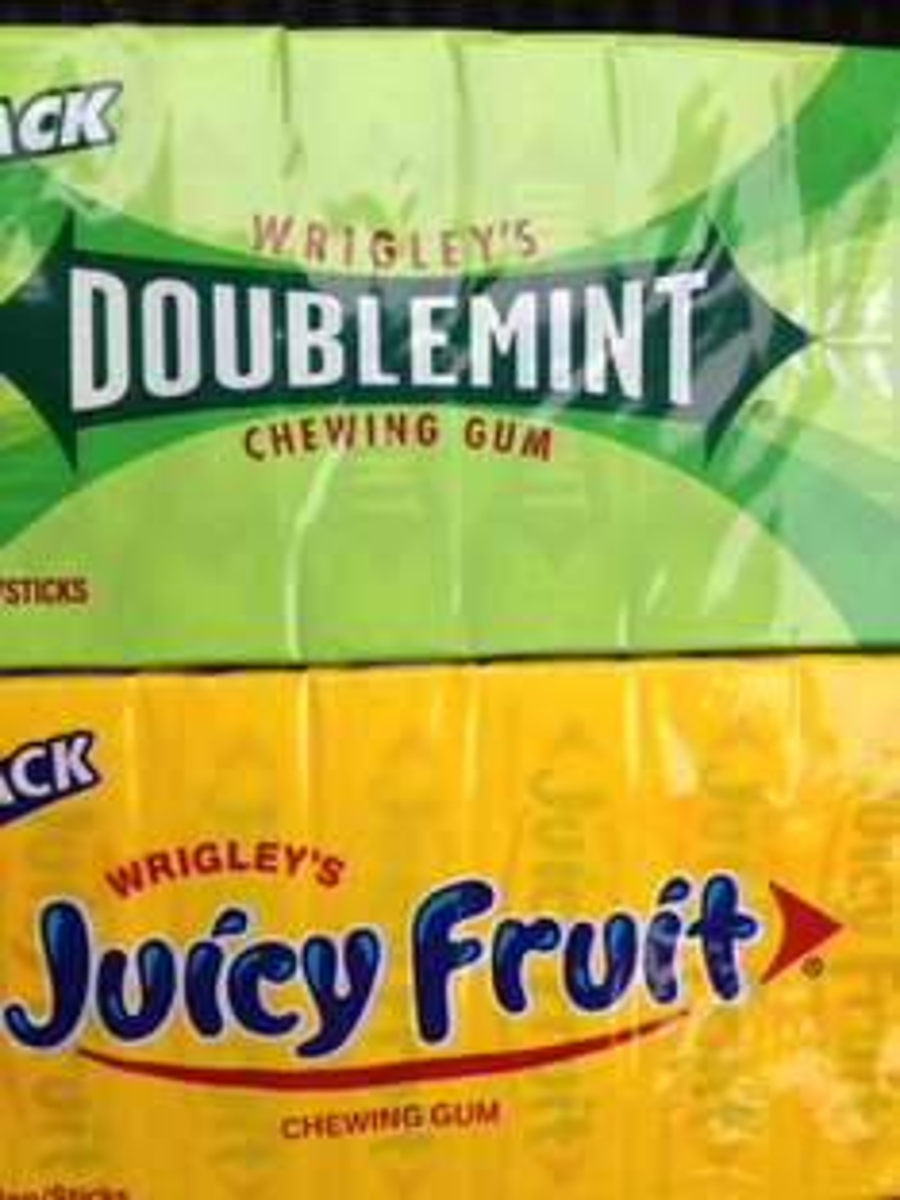 Gumy Wrigley's 7 paczek za 5,59zł @ Biedronka