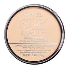 Rimmel London Stay Matte Long Lasting Pressed Powder @ e-glamour