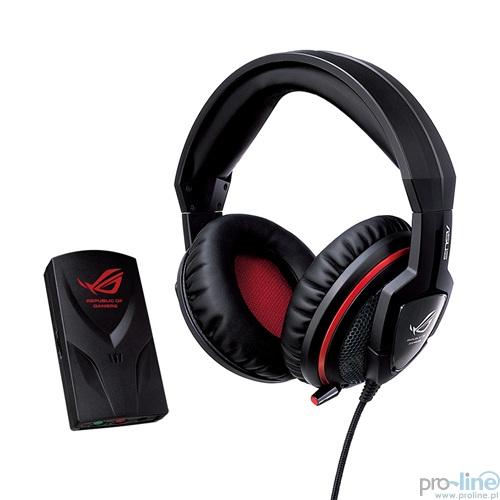 [Tylko do 21:00] ASUS ROG Orion Słuchawki z mikrofonem + mysz Asus ROG Sica za 249 zł @ ProLine
