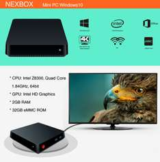 TV Box / Mini PC T11 z Windows 10 (kupon)