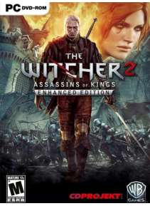 The Witcher 2 Assassins of Kings Enhanced Edition STEAM CD-KEY GLOBAL