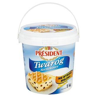 Président Twaróg sernikowy 1 kg za 6,99zł @ Tesco