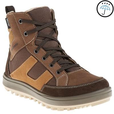 Buty turystyczne wysokie Arpenaz   dla dzieci stara cena 179zł @ Decathlon
