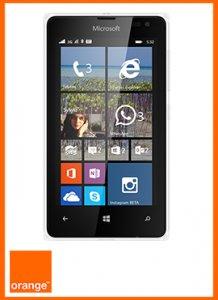 Odnowiony Microsoft Lumia 532 w 3 kolorach na Allegro w Orange
