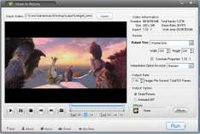 Aoao Video to Picture Converter Za darmo @ topsofrbargains.com