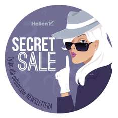 Secret sale na ponad 300 ebooków @ Helion