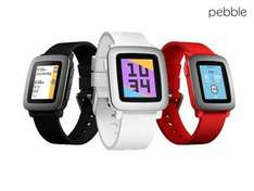 Smartwatch Pebble Time za 429,95 zł (+29,95 zł) @ iBood