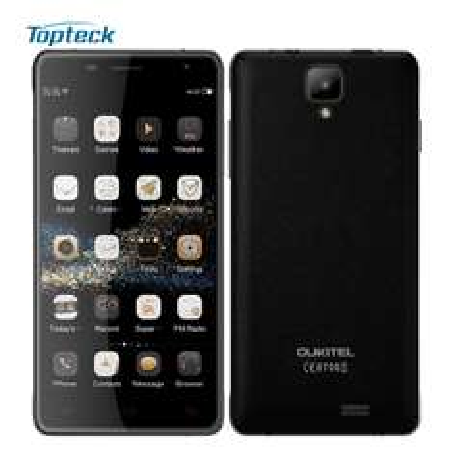 Oukitel k4000 Pro z baterią 4600 mah (aliexpress)